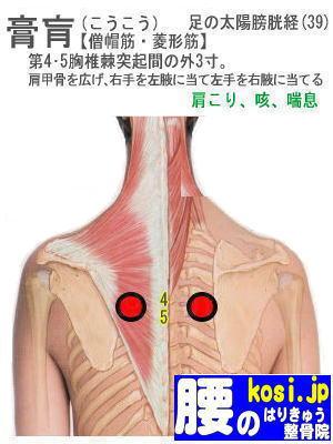 膏肓、福岡太宰府、ぎっくり腰【腰痛専門】腰のはりきゅう整骨院