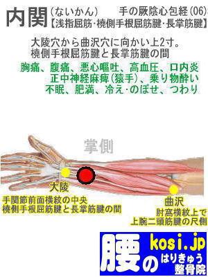内関、福岡太宰府、ぎっくり腰【腰痛専門】腰のはりきゅう整骨院